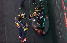 Hamilton learned more about Verstappen than ever before in F1 Spanish GP