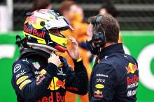 """Red Bull """"desperately need"""" Perez in F1 fight with Mercedes - Horner"""
