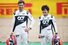 AlphaTauri set to keep Gasly and Tsunoda for 2022 F1 season
