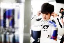 "F1 weighbridge check ""f----- everything"" in qualifying - Tsunoda"