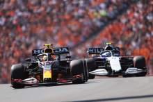 Perez and Latifi to start F1's Dutch GP from pits