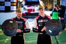 Evans Tegaskan Gelar WRC 2021 Masih Menjadi Milik Ogier