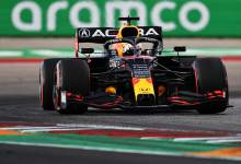 """Verstappen had to """"dig deep"""" for F1 pole amid late drizzle"""