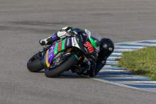 Hikari Okubo completes first of three days testing in Jerez