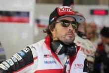 Alonso: Sudah lama sejak saya mulai di barisan depan ...