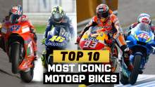 Top 10 MotoGP Motorcycles of All Time