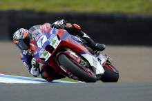 Vickers excels at Knockhill with three top ten finishes