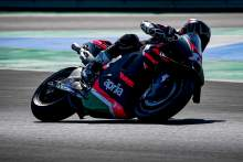 Vinales: I'm very hungry and motivated to start Aprilia story