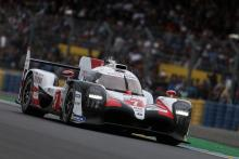 Kobayashi leads as Alonso begins first stint at Le Mans