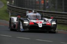 Sensor failure caused Toyota to change wrong tyre on #7 car
