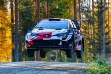 Ogier Ungkap Penyebab Masalah Mesin saat Power Stage Reli Finlandia