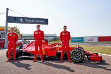Ferrari set to make F1 junior promotion decision before F2 Bahrain finale