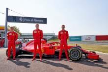Ferrari set to make F1 junior promotion decision before F2 Bahrain finale