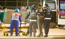 Haas F1 confirms Grosjean to remain in hospital overnight