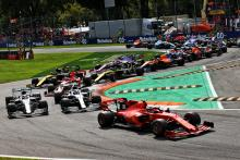 New 2020 F1 calendar set to begin with eight European races