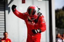 Leclerc beats Albon to second F1 Virtual GP victory