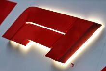 F1, logo,