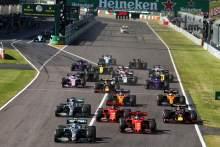 Formula 1 Perpanjang Kontrak Grand Prix Jepang Sampai 2024