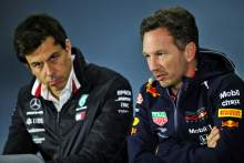 Christian Horner, Red Bull, Toto Wolff, Mercedes, F1,