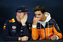 Norris will lean on Verstappen for tips on Ricciardo