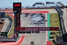 Jelang F1 GP Amerika, COTA Berbenah Perbaiki Permukaan Trek