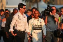 Hamilton akan melanjutkan pembicaraan kontrak Mercedes pada awal musim F1 2020