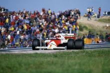 Lima momen hebat GP Belanda dalam sejarah F1