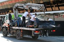 LIVE: F1 Pre-Season Testing - Hamilton stops, Vettel fastest