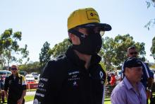 Abiteboul: COVID-19 infection could rule F1 team out of weekend