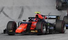 FIA F2 Austria - Sprint Race Results