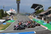 F1's Spanish Grand Prix to take place without spectators again in 2021