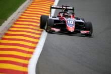 Zendeli takes controlled maiden F3 win in Belgium