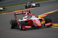 Sargeant reclaims F3 points lead with Belgium win