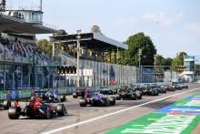 F1 confirms Monza to host second sprint qualifying