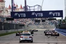 FIA Formula 2 2020 - Hasil Sprint Race F2 Rusia di Sochi