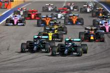 How can I watch the 2021 Russian GP? F1 timings and TV schedules