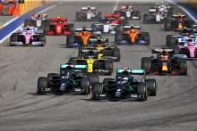 Jadwal Lengkap dan Panduan TV - Balapan F1 GP Rusia