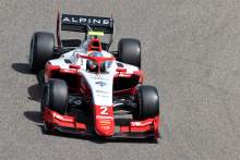 Piastri beats Zhou to Bahrain Formula 2 sprint race victory