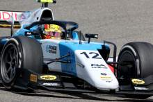 FIA公式2 2021  - 巴林 - 全冲刺种族(1)结果