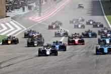 FIA公式2 2021  - 巴林 - 全部特征比赛结果
