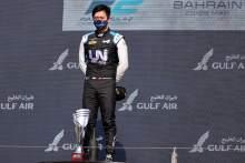 如何在F2新时代开始的F1追踪司机