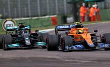 Mercedes expect McLaren and Ferrari to be 'in the mix' at F1 Portuguese GP
