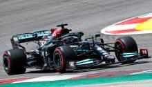 F1 GP Portugal: Hamilton Ungguli Verstappen di Sesi FP2