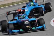 FIA Formula 3 2021 - Spain - Full Sprint Race (1) Results