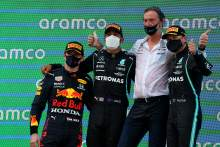 F1 World Championship points standings after the 2021 Spanish GP