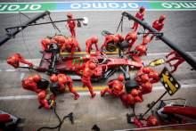 Ferrari Coba Menganalisis Penyebab Pit Lambat Sainz di Turki