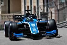 F2 Monaco: Zhou Menang, UNI-Virtuosi Kuasai Sprint Race 1