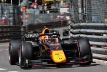 F2 Monaco: Lawson Kalahkan Ticktum di Balapan Lembab