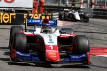 FIA公式2 2021  - 摩纳哥 - 全部特征竞赛结果