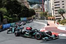 F1 GP Monako Adopsi Jadwal Akhir Pekan Normal Mulai 2022